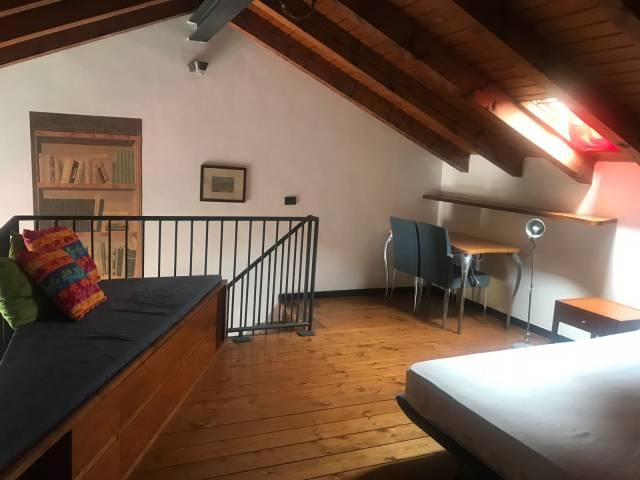 Appartamento in buone condizioni arredato in affitto Rif. 7030679