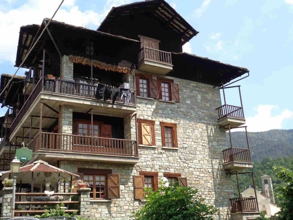 Appartamento in vendita a Viù, 2 locali, prezzo € 39.000 | PortaleAgenzieImmobiliari.it
