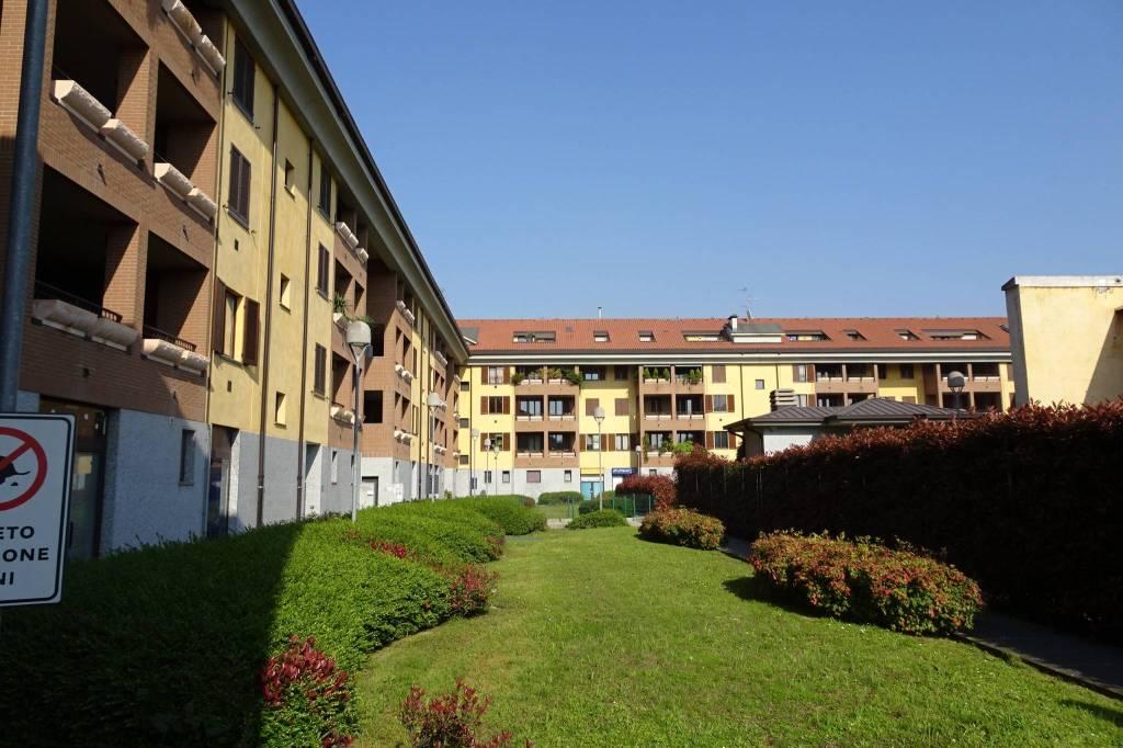 Bilocale mansardato con terrazzo