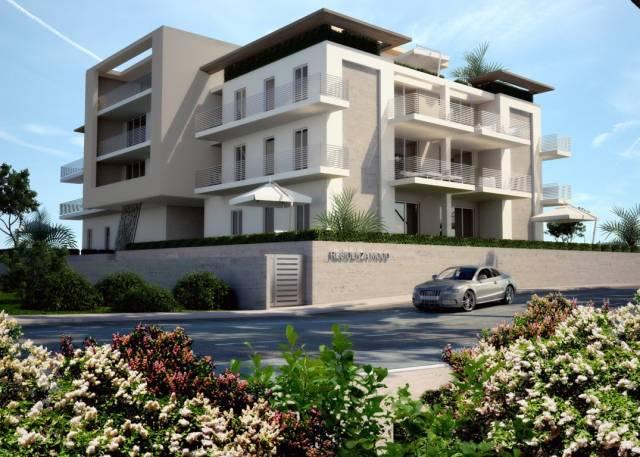Appartamento trilocale in vendita a Montegranaro (FM)