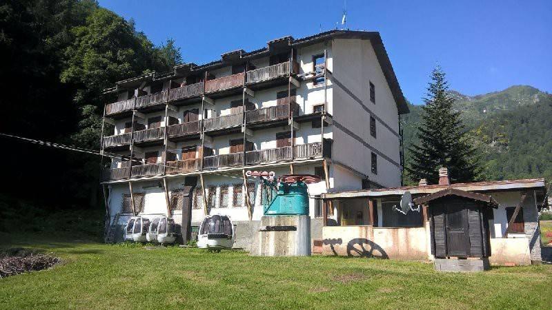 Foto 1 di Trilocale frazione cornetti, 00, Balme