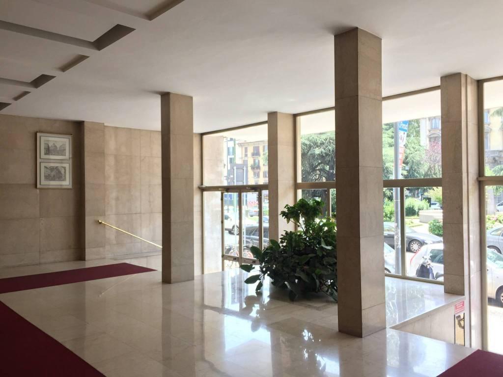 Ufficio-studio in Affitto a Milano 04 Monforte / Tricolore / Vittoria: 4 locali, 145 mq