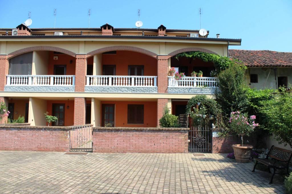 Foto 1 di Villetta a schiera Cascina Goretta, frazione Cortereggio, San Giorgio Canavese