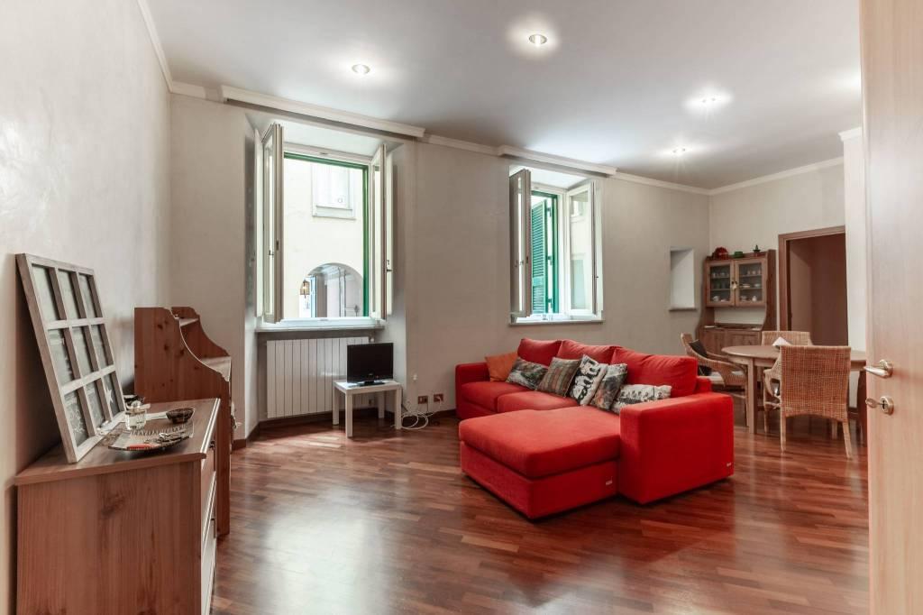 Appartamento in vendita 3 vani 90 mq.  via Palestro Roma