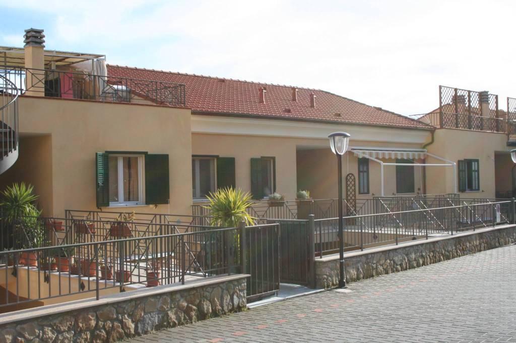 San Biagio della Cima vendita trilocale nuova costruzione