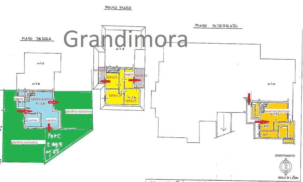 Villa in vendita a Pedrengo, 4 locali, Trattative riservate   CambioCasa.it