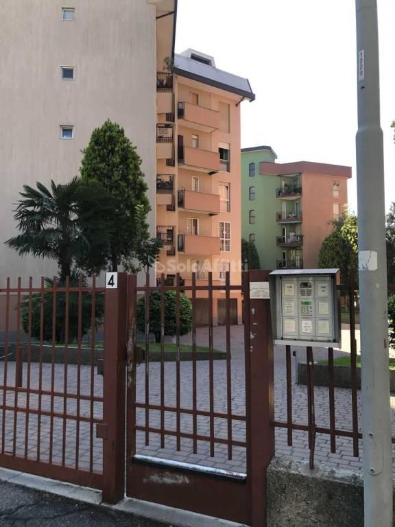 Appartamento in ottime condizioni arredato in affitto Rif. 7098728