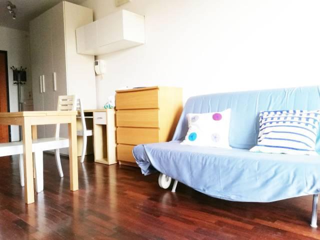 Monolocale in ottime condizioni arredato in affitto