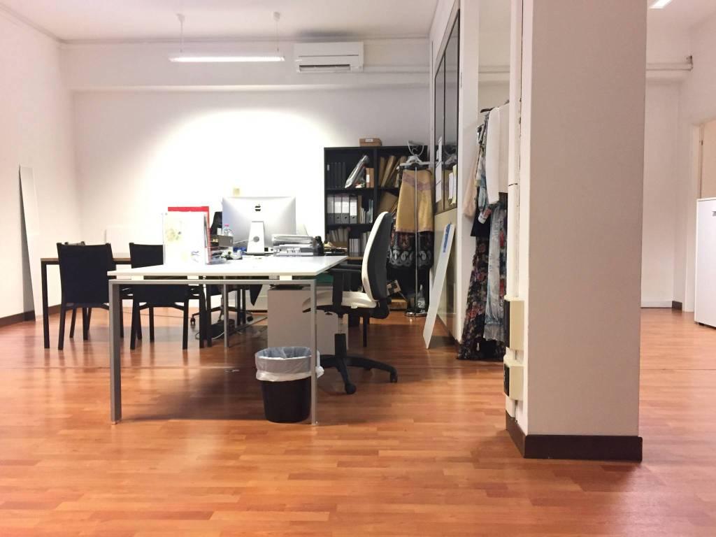 Ufficio-studio in Vendita a Milano 21 Udine / Lambrate / Ortica: 3 locali, 140 mq