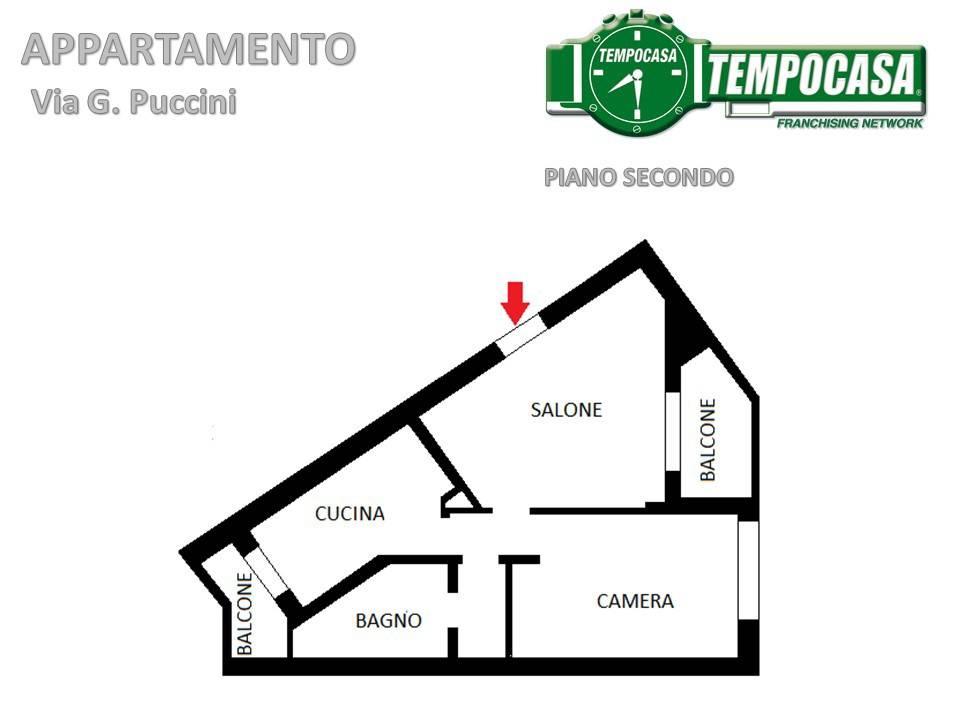 Appartamento in buone condizioni in vendita Rif. 8914713