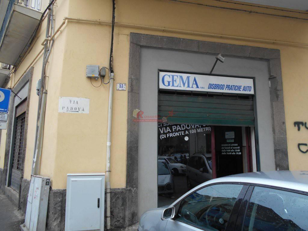 Bottega via Padova-G. D'annunzio-Scammacca