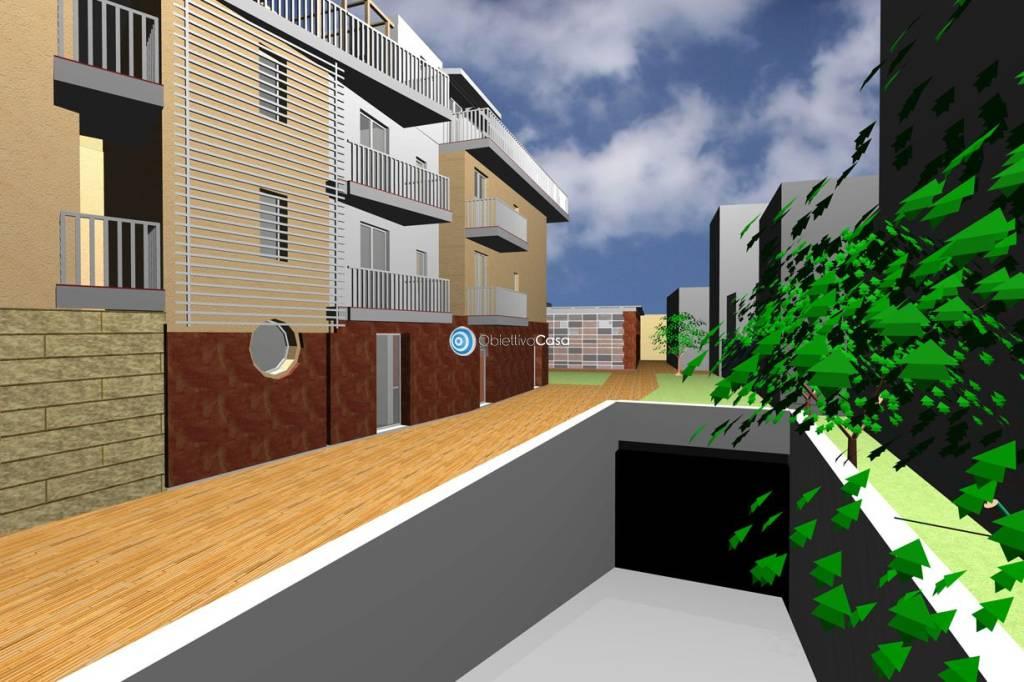 Nuove costruzioni - via Fratelli Bandiera