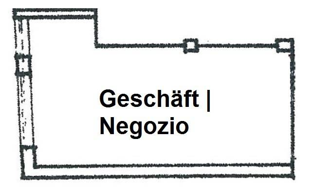Negozio vicino al Piazza Walther in affitto Rif. 7106414