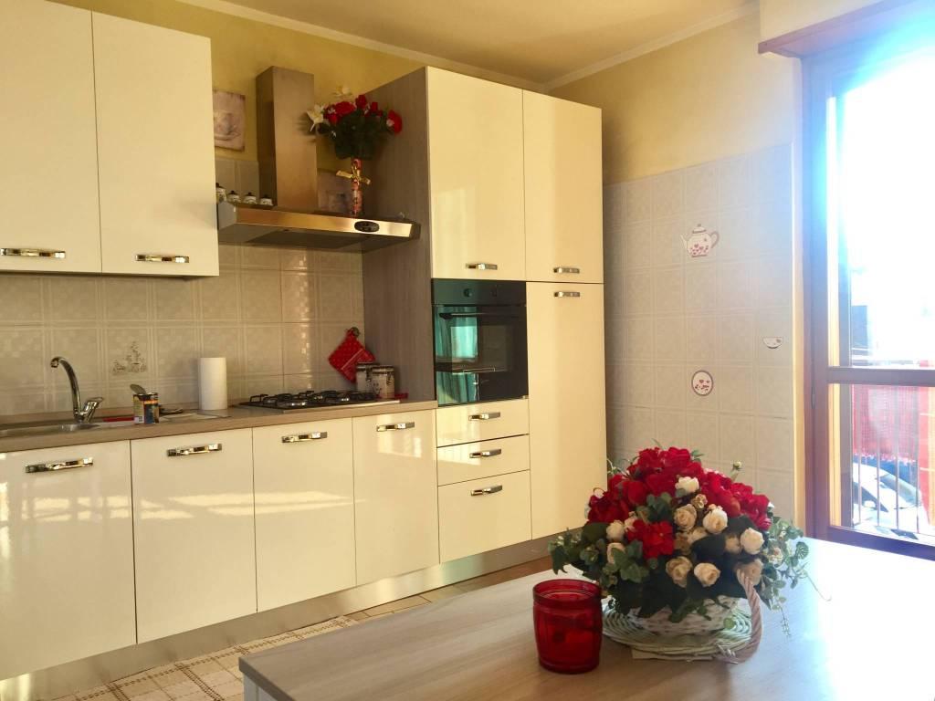 Appartamento 3 locali con riscaldamento autonomo e ampio box