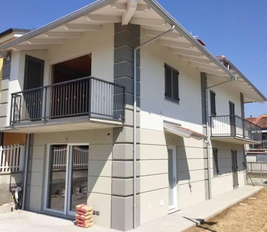 Appartamento in Vendita a Scalenghe Centro: 3 locali, 100 mq