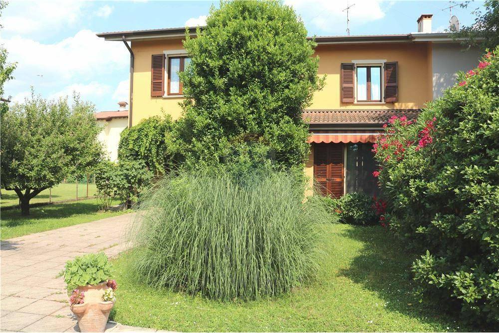 Villa a Schiera in vendita a Calvisano, 6 locali, prezzo € 238.000 | CambioCasa.it