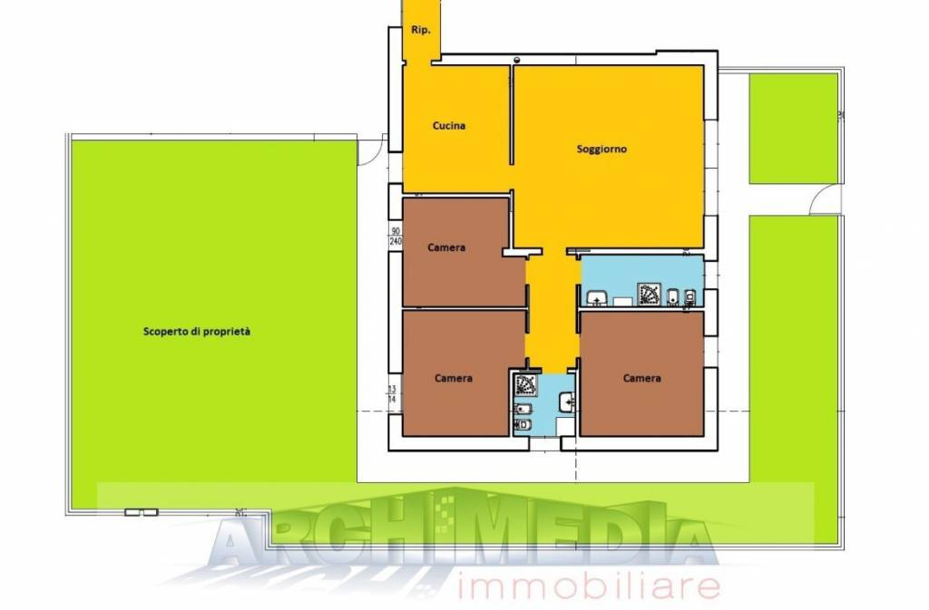 Appartamento in vendita Rif. 8999714