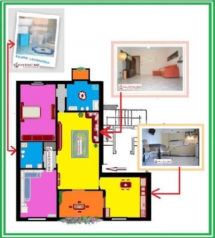 Appartamento in ottime condizioni in vendita Rif. 7138195
