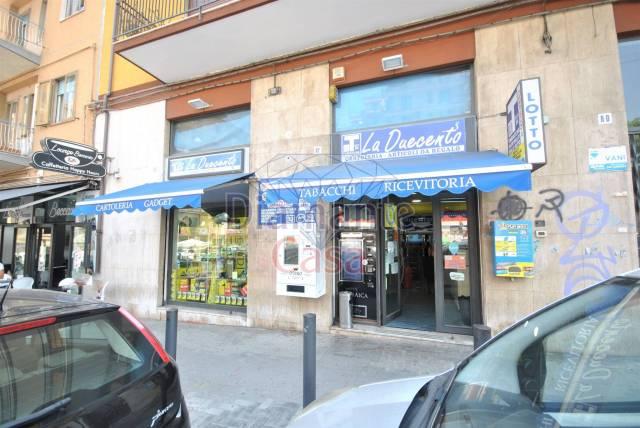 Attivita'-licenza in Vendita a Catania Centro: 190 mq