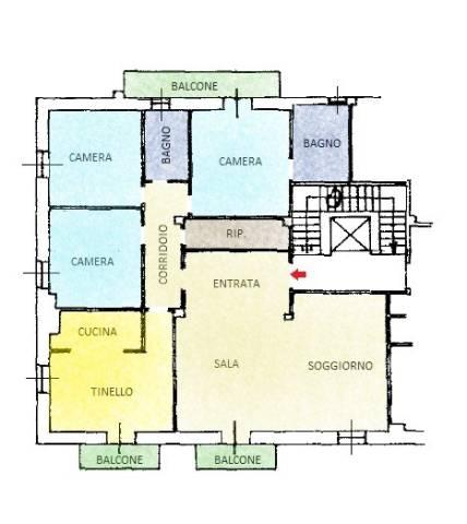 Appartamento, 177 Mq, Vendita - Savona (Savona)