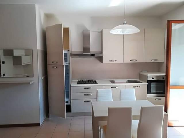 Appartamento in ottime condizioni arredato in affitto Rif. 7138277