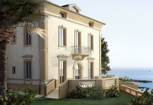 Villa in Vendita a San Remo Periferia: 5 locali, 453 mq