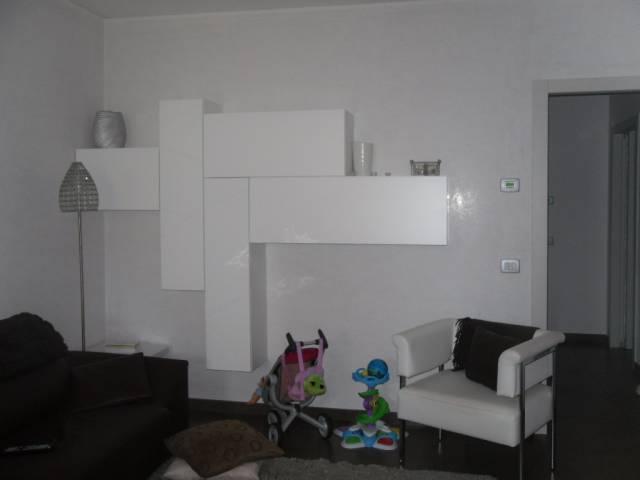 SEANO appartamento tre camere con giardino