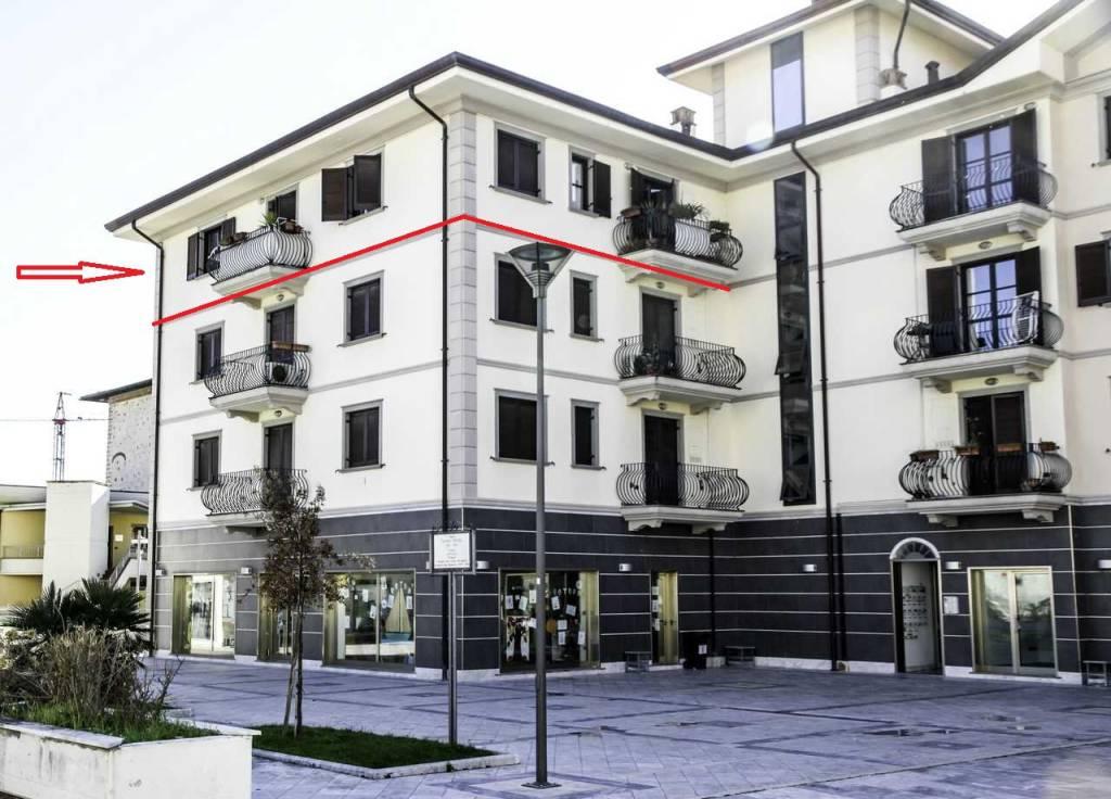 Foto 1 di Trilocale via Fortunato Federigi, Forte Dei Marmi