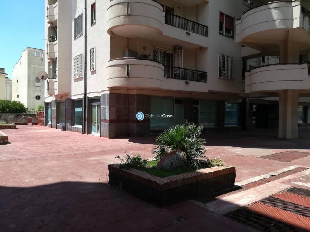 Caserta centro storico, Parco del Corso, locale commerciale Rif. 7991943