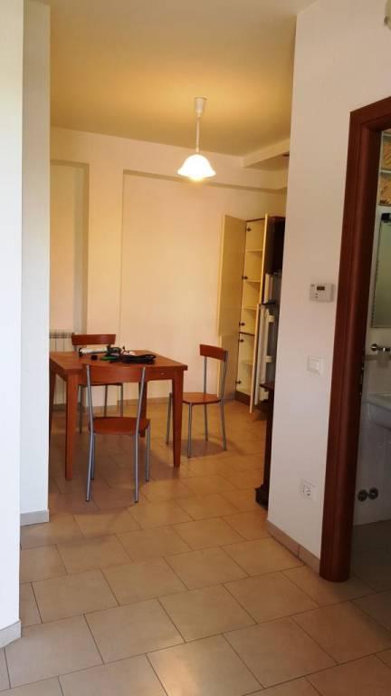 Appartamento in buone condizioni arredato in affitto Rif. 8440924