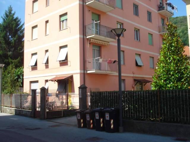 Campoligure - Ampio vani 6 con balcone e sottotetto.