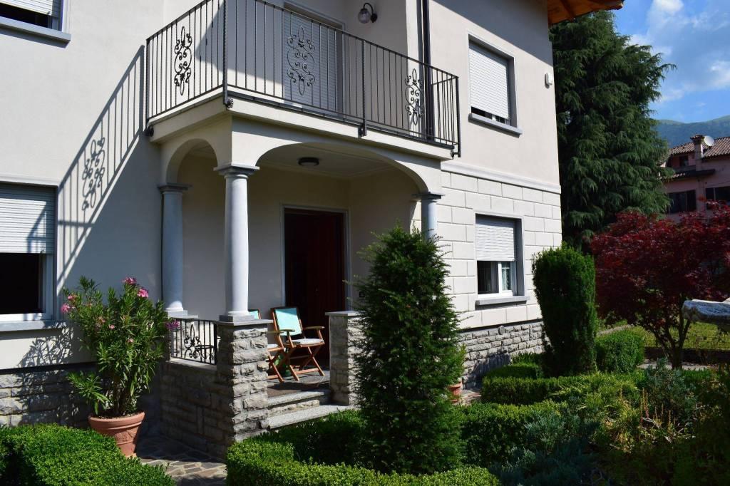 Villa in vendita a Gandino, 5 locali, prezzo € 490.000   PortaleAgenzieImmobiliari.it
