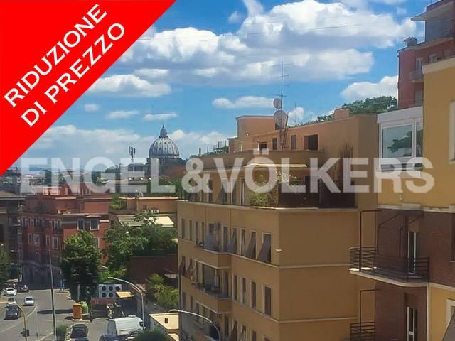 Appartamento in Vendita a Roma 32 Trionfale / Montemario: 3 locali, 95 mq