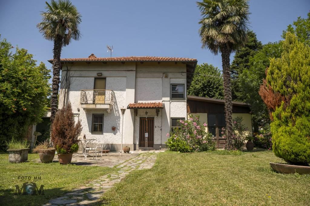Villa in vendita via Fratelli Tampellini Collegno