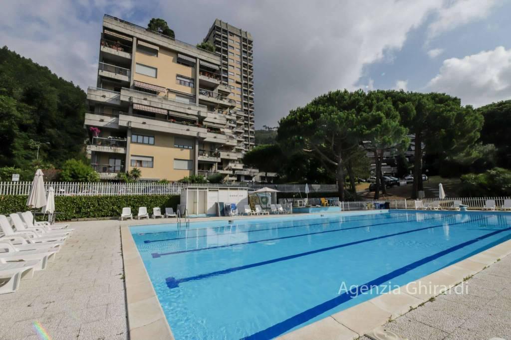 Foto 1 di Trilocale via Emilio Salgari 71, Genova (zona Pegli)