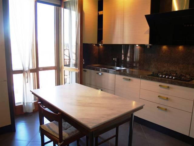 Grande appartamento con doppi servizi