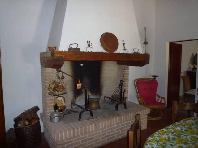 Appartamento al p.1 di antica colonica