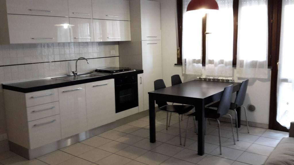Appartamento in buone condizioni arredato in affitto Rif. 7214103