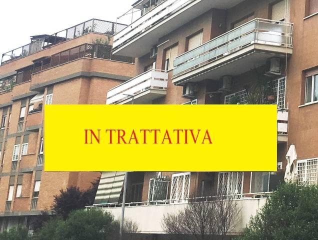 Appartamento in vendita a Roma, 3 locali, zona Zona: 23 . Portuense - Magliana, prezzo € 279.000 | CambioCasa.it