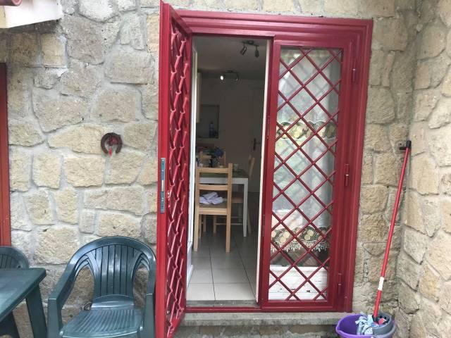 appartamento in villa Manziana via Canale