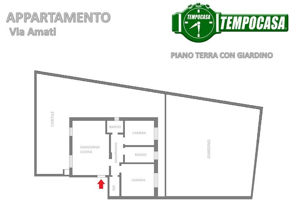 Appartamento in buone condizioni in vendita Rif. 8914714