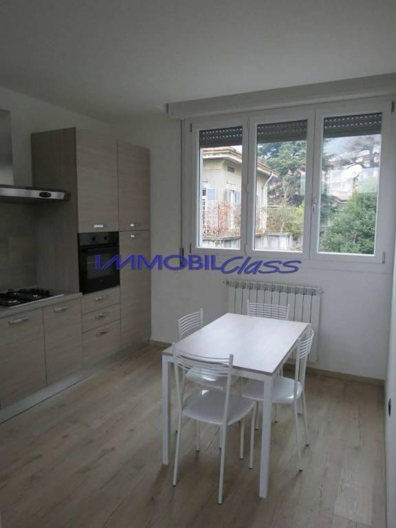 Appartamento in ottime condizioni arredato in affitto Rif. 8173489