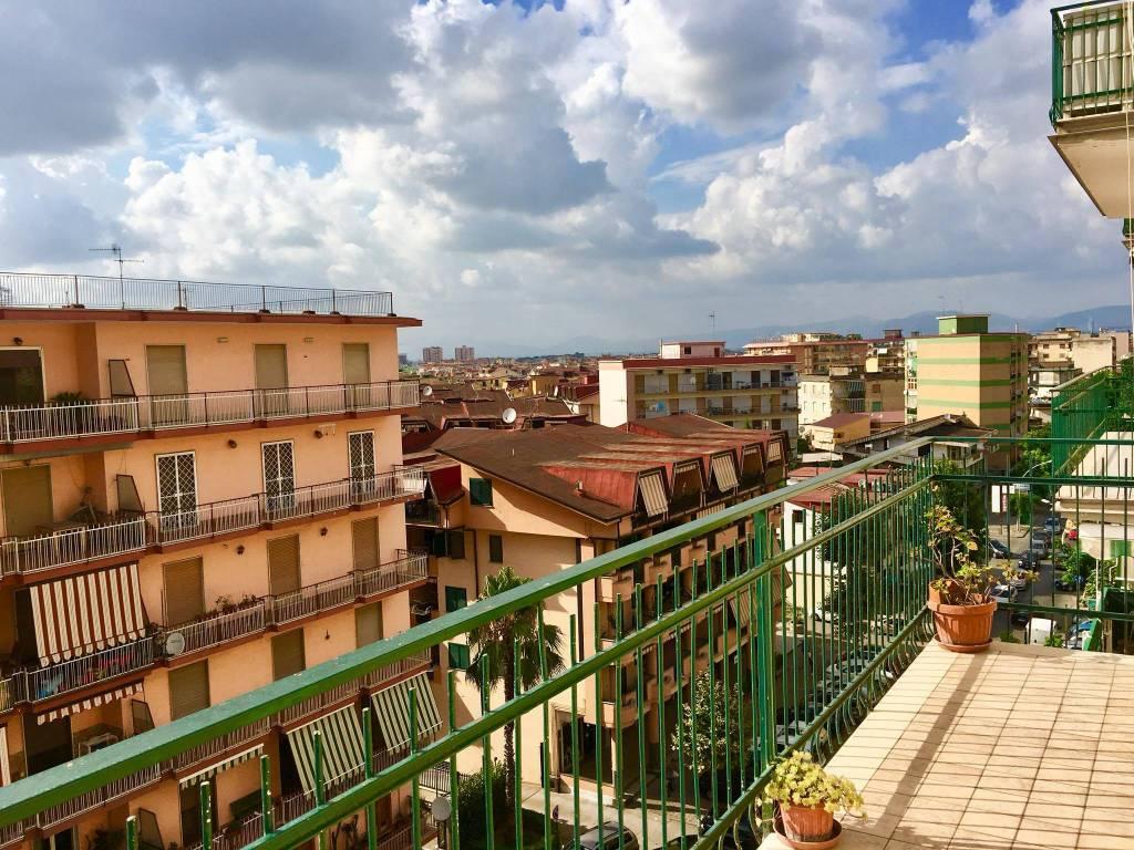 quadrilocale con affaccio sul Corso Italia