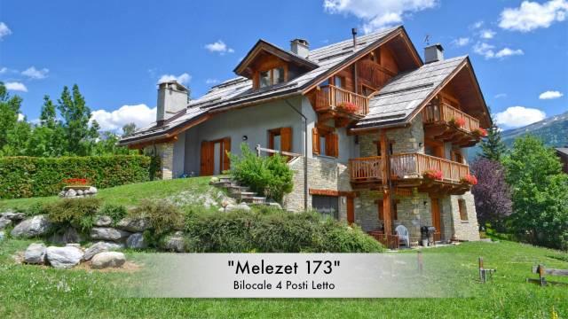"""""""Melezet 173"""" - Esclusivo Bilocale in chalet"""