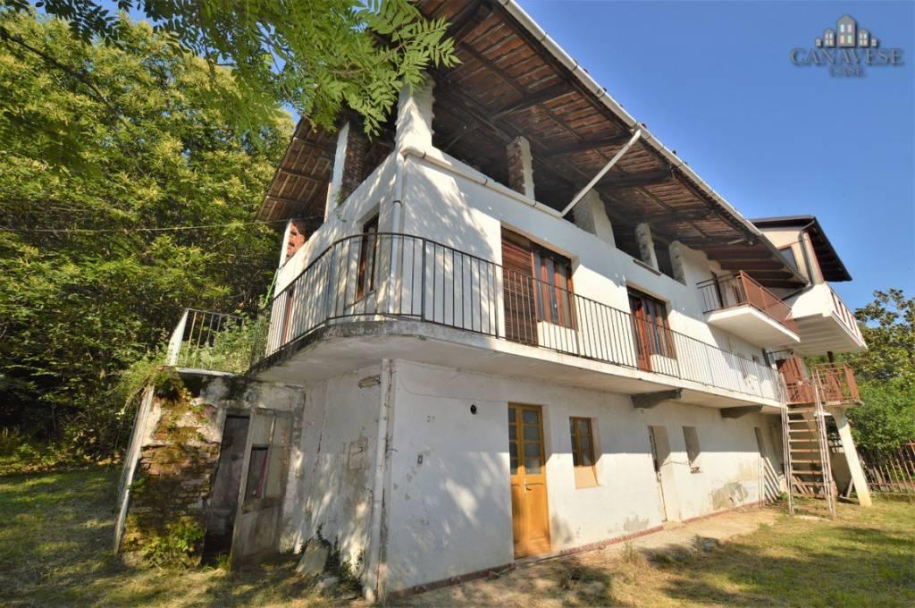 Foto 1 di Casa indipendente strada Filia, frazione Filia, Castellamonte