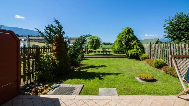 Bellissimo bilocale con giardino privato
