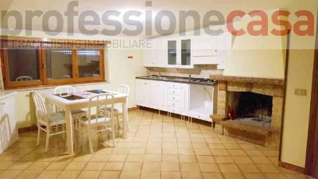 Appartamento in affitto a Piedimonte San Germano, 3 locali, prezzo € 300   CambioCasa.it