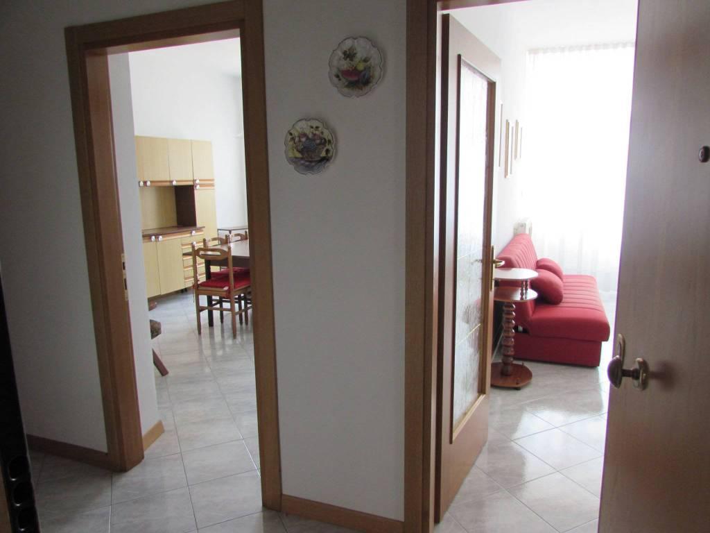 Appartamento in ottime condizioni parzialmente arredato in affitto Rif. 7253186