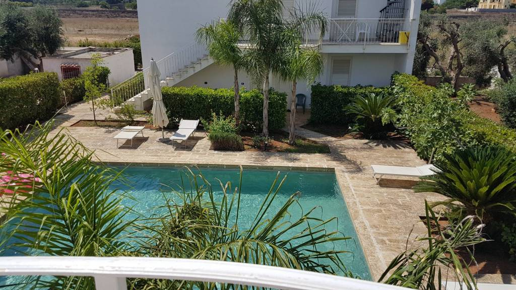 Appartamento con piscina Santa Maria al Bagno