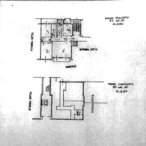 Appartamento in ottime condizioni arredato in affitto Rif. 7270928